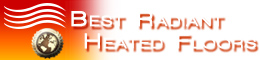 Best heated floors logo