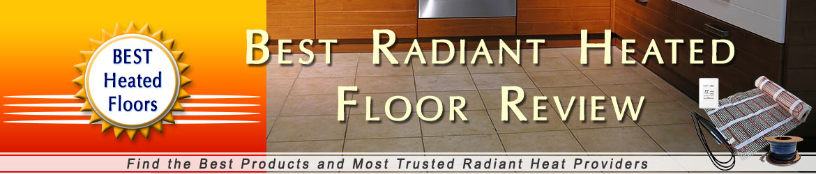Best heated floors header banner
